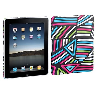 Insten® Back Protector Case For Apple iPad, Lizzo Conceptual Chance