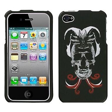 Insten® Phone Protector Cover F/iPhone 4/4S, Lizzo Skull Joker