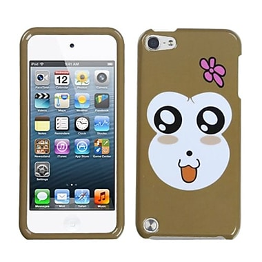 Insten® Phone Protector Case For iPod Touch 5th Gen, Monkey Joy