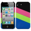 Insten® MyColor Splash 008 Protector Cover For iPhone 4/4S