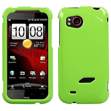 Insten® Faceplate Case For HTC ADR6425 Rezound, Pearl Green Natural