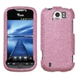 Insten® Diamante Protector Case For HTC myTouch 4G Slide, Pink