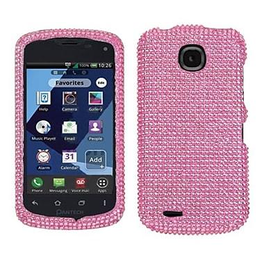 Insten® Diamante Protector Cover For Pantech ADR910LVW Marauder, Pink