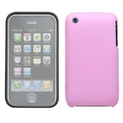 Insten® Phone Protector Cover W/Lens F/iPhone 3G/3GS, Pink