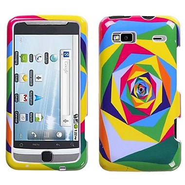 Insten® Protector Case For HTC G2/Vision, Pop Square