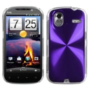 Insten® Back Protector Case For HTC Amaze 4G, Purple Cosmo