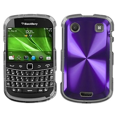 Insten® Cosmo Protector Cover For BlackBerry 9930, Purple