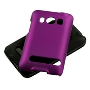 Insten® Faceplate Case For HTC EVO 4G, Purple Fusion