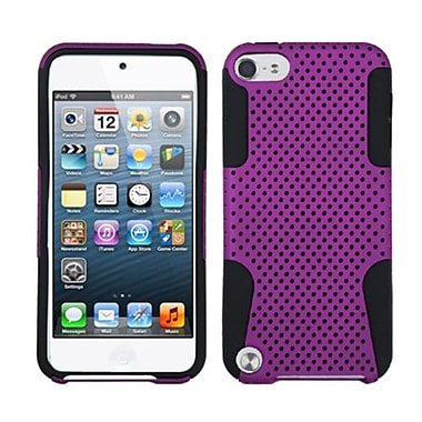 Insten® Astronoot Phone Protector Cover For iPod Touch 5th Gen, Purple/Black