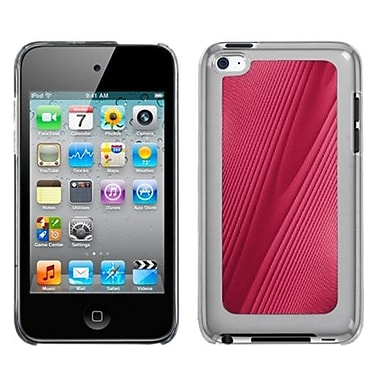 Insten® Cosmo Back Protector Cover For iPod Touch 4th Gen, Red