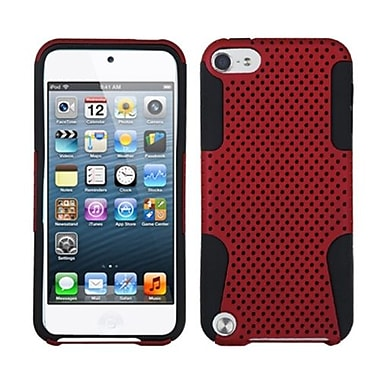 Insten® Astronoot Phone Protector Cover For iPod Touch 5th Gen, Red/Black