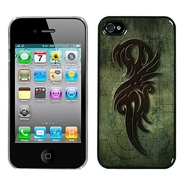 Insten® Back Protector Cover F/iPhone 4/4S, Rune of Power Dream