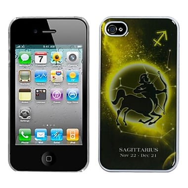 Insten® Horoscope Collection Dream Back Protector Cover F/iPhone 4/4S, Sagittarius