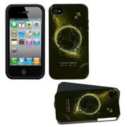 Insten® Horoscope Collection Fusion Faceplate Case F/iPhone 4/4/4SG, Sagittarius