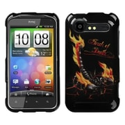 Insten® Faceplate Case For HTC ADR6350 Droid Incredible 2, Scorpion