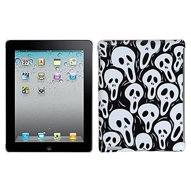 Insten® Back Protector Cover For iPad 2/3/4, Screaming Ghosts