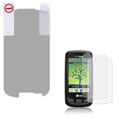 Insten® 2/Pack Screen Protector For LG VN270 Cosmos Touch
