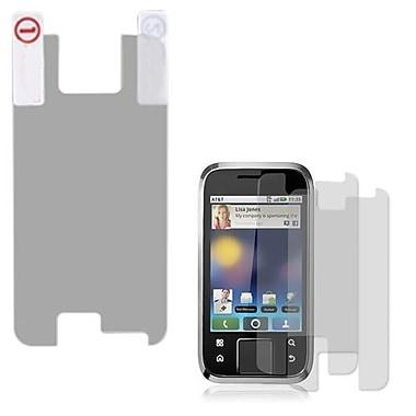Insten® 2/Pack Screen Protector For Motorola MB508 Flipside