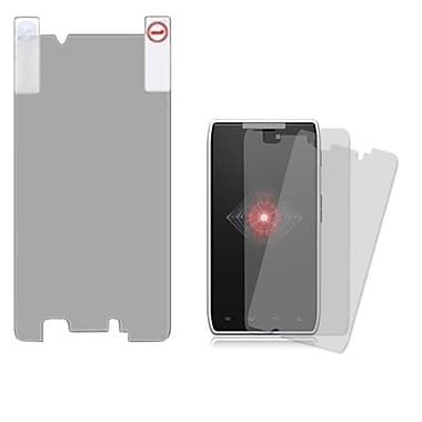 Insten® 2/Pack Screen Protector For Motorola XT912 Droid RAZR