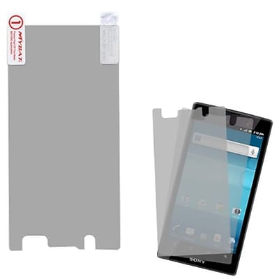 Insten 2/Pack Screen Protector For Sony Xperia Ion LT28AT 1404161