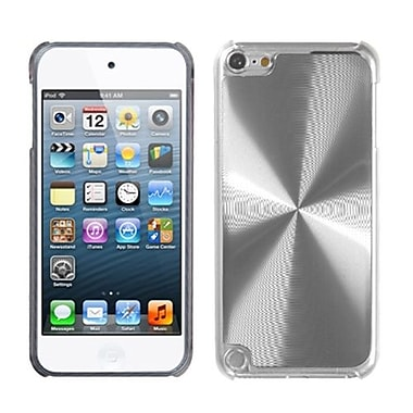 Insten® Cosmo Back Protector Cover For iPod Touch 5th Gen, Silver