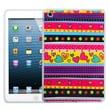 Insten® Candy Skin Cover For iPad Mini/iPad Mini 2, Sketched Bars
