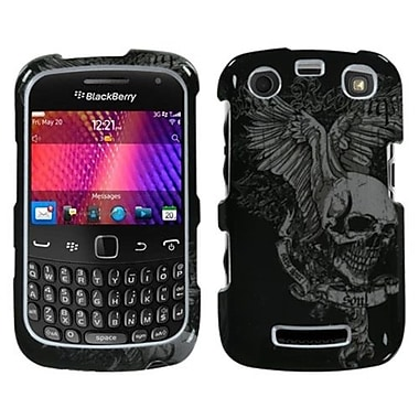 Insten® Phone Protector Cover For BlackBerry 9360/9350/9370, Skull Wing