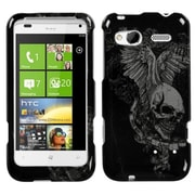 Insten® Protector Case For HTC Radar 4G, Skull Wing