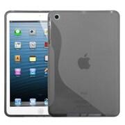 Insten® Candy Skin Cover For iPad Mini/iPad Mini 2, Smoke S-Shape
