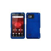 Insten® Protector Case For Motorola XT875 Droid Bionic, Solid Dark Blue