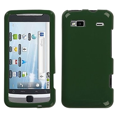 Insten® Faceplate Case For HTC G2, Solid Forest Green
