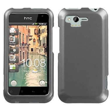 Insten® Protector Case For HTC ADR6330 Rhyme, Solid Granite