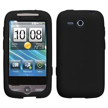 Insten® Skin Case For HTC Freestyle, Black
