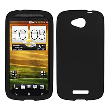 Insten® Skin Case For HTC-One VX, Solid Black