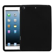 Insten® Solid Skin Cover For iPad Mini/iPad Mini 2, Black