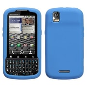 Insten® Skin Cover For Motorola XT610 Droid Pro, Solid Dark Blue