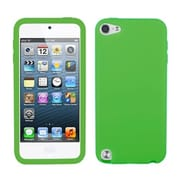 Insten® Solid Skin Cover For iPod Touch 5th Gen, Dr Green