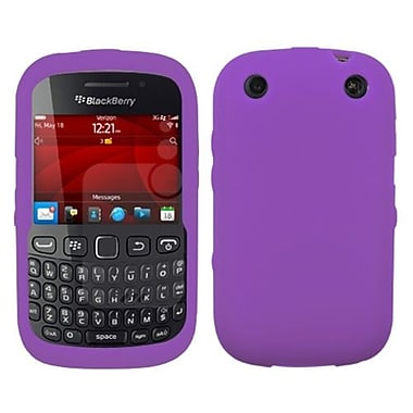 Insten® Solid Skin Cover For BlackBerry 9310, Electric Purple