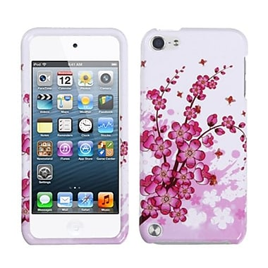 Insten® Phone Protector Case For iPod Touch 5th Gen, Spring Flowers