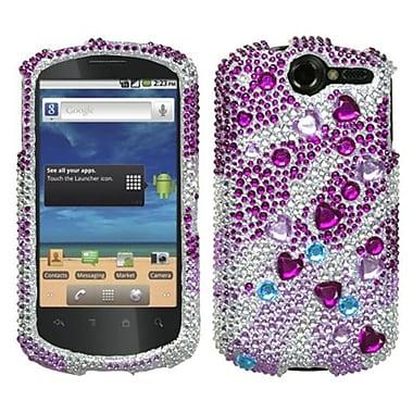 Insten® Diamante Phone Protector Cover For Huawei U8800 Impulse 4G, Star Cluster