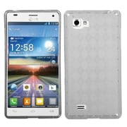 Insten® Protector Case For LG Optimus 4X HD P880, Clear