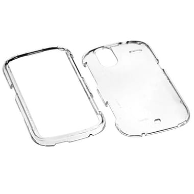 Insten® Faceplate Case For HTC Amaze 4G, Clear
