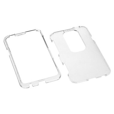 Insten® Protector Cover For HTC EVO 3D/EVO V 4G, T-Clear