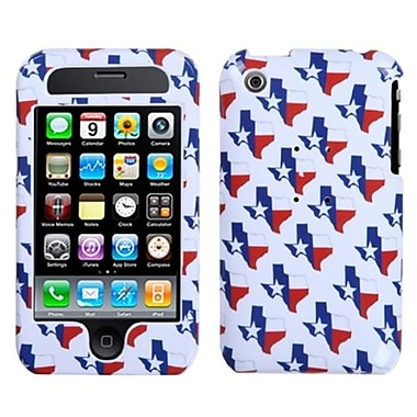 Insten® Texas Phone Protector Cover For iPhone 3G/3GS
