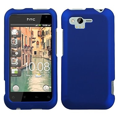 Insten® Protector Case For HTC ADR6330 Rhyme, Titanium Solid Dark Blue