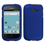 Insten® Phone Protector Cover For Huawei M866, Titanium Solid Dark Blue