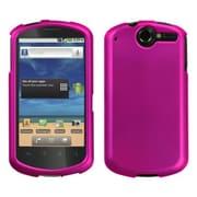 Insten® Phone Protector Case For Huawei U8800 Impulse 4G, Titanium Solid Hot-Pink