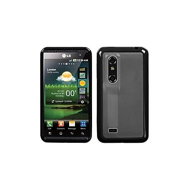 Insten® Back Case For LG Thrill 4G P925, Black