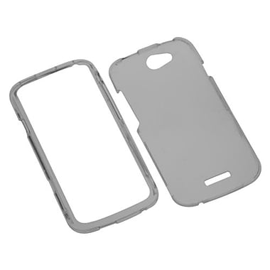 Insten® Protector Case For HTC-One S, T-Smoke