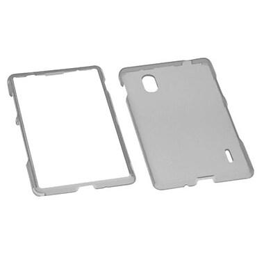 Insten® Protector Cover For LG E970 Optimus G, T-Smoke